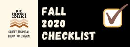 Fall 2020 Checklist image